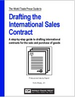 Drafting The International Sales Contract World Trade Press Store